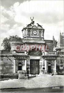 Moderne Karte Anet Eure et Loir Le chateau Le portail