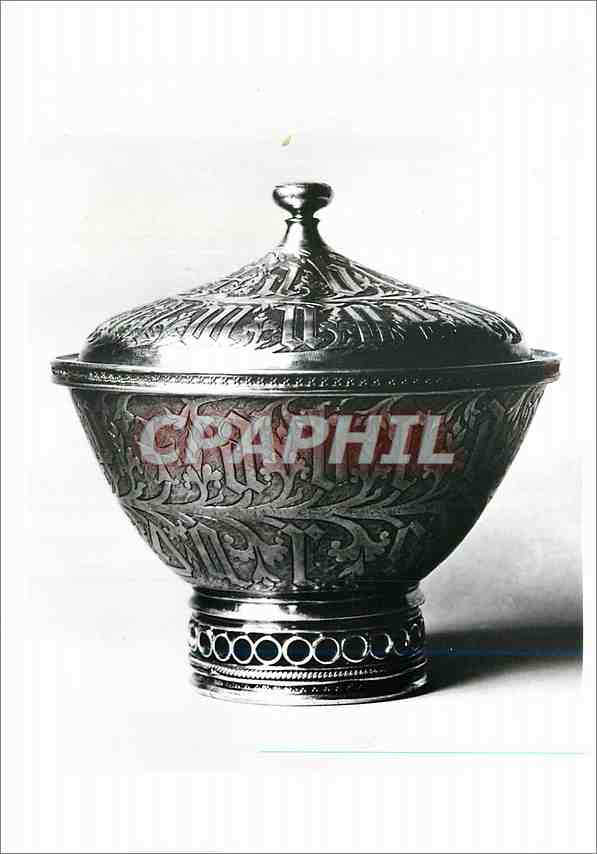 Moderne Karte The Studley Bowl Silver gilt with chased and engraved decoration Victoria and Albert Museum  Har 0
