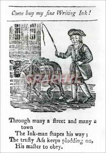 Moderne Karte A page from the moving market or the cries of London Victoria and Albert Museum Ane Donkey