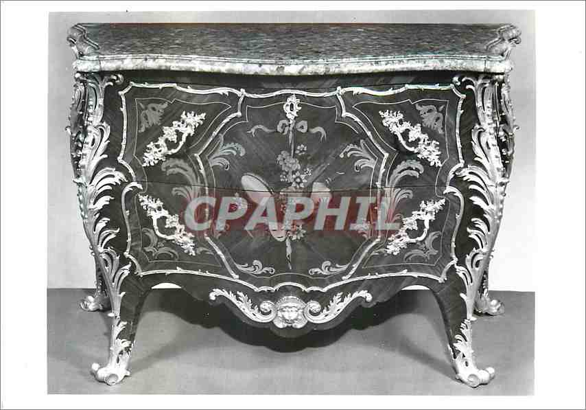 Moderne Karte The Langlois commode Victoria and Albert Museum 0