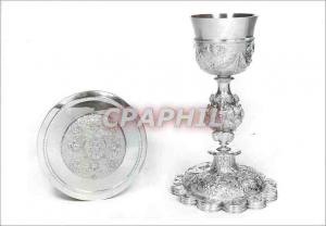 Moderne Karte Chalice and Paten Victoria and Albert Museum