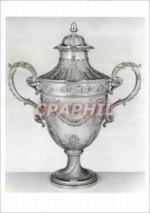 Moderne Karte Covered Cup Silver Makers mark of Louisa Courtauld and George Cowles Victoria and Albert Museum