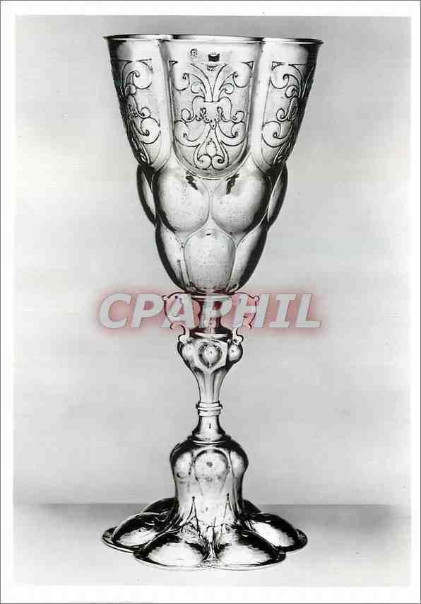 Moderne Karte Cup Silver gilt German Victoria and Albert Museum 0