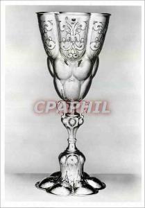 Moderne Karte Cup Silver gilt German Victoria and Albert Museum