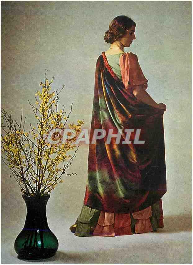 Moderne Karte Evening Dress silk Calypso Victoria and Albert Museum 0