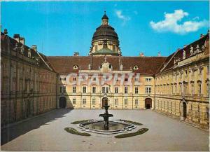 Moderne Karte Benediktinerstift Melk ad Donau Wachau