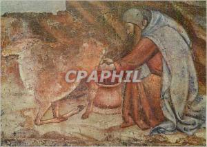 Moderne Karte Pisa Camposanto Monumentale Maestro del Trionjo Della Morte Trionfo Della Morte
