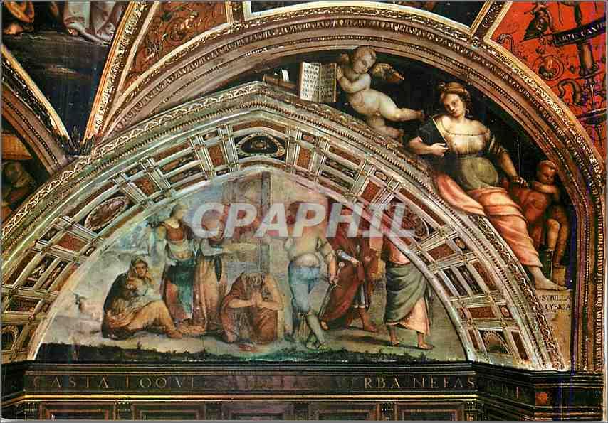 Moderne Karte Perugia Decapitation de St Giovanni de Giannicola di Paolo 0