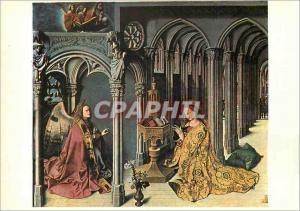 Moderne Karte Aix en Provence Eglise Ste Marie Madeleine Ecole d'Avignon