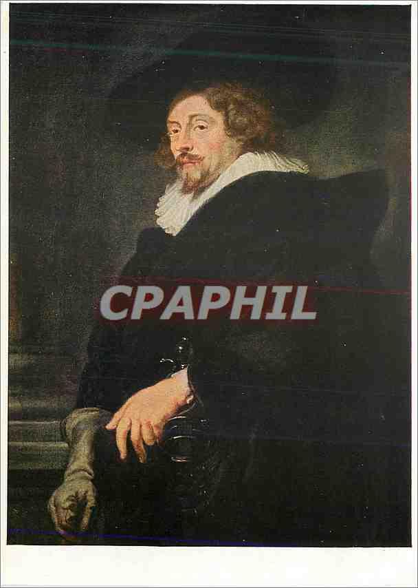 Moderne Karte PP Rubens Portrait de l'Artiste (Wien Kinsthistorisches Museum) 0