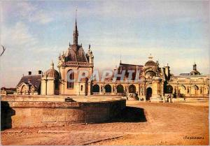 Moderne Karte Chantilly (Oise) Le Chateau