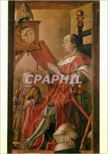 Moderne Karte Urbino La Duc et Frederic et son Fils