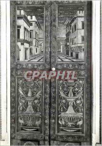 Moderne Karte Urbino La Porte de la Chambre a Coucher du Duc