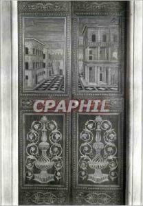 Moderne Karte Urbino Palazzo Ducale La Porte dans le Garderobe du Duc