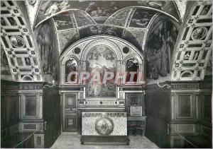 Moderne Karte Perugia Collegio del Cambio Cappella di S Giovanni Battista