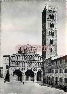 Moderne Karte Lucca Chiesa di S Martino (Cattedrale)