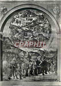 Moderne Karte Bologna Chapelle Bentivoglio