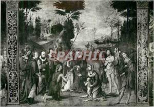 Moderne Karte Bologna S Giacomo Oratoire de St Cecilie