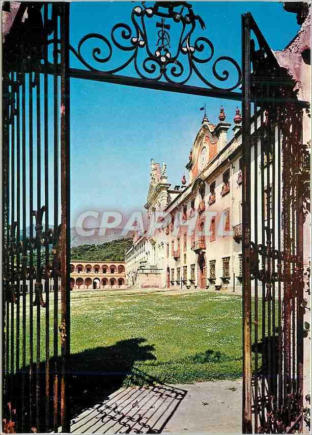 Moderne Karte Certosa Di Calci (Pisa) Raccourci de la Facade Interne 0