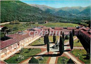 Moderne Karte Certosa Di Calci (Pisa) Grand Cloitre