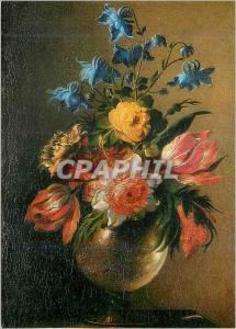 Moderne Karte Madrid Prado Bouquet de Fleurs Juan de Arellano (1614 1676)