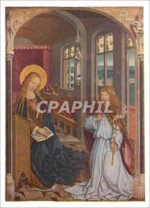Moderne Karte National Gallery Master of Liesborn The Annunciation