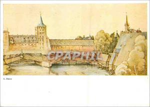 Moderne Karte Zurich Walter Classen Kunstverlag Durer (Albertina)