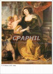 Moderne Karte Sainte Cecile (Berlin) Walter Classen Kunstverlag Zurich P P Rubens Die Heilege