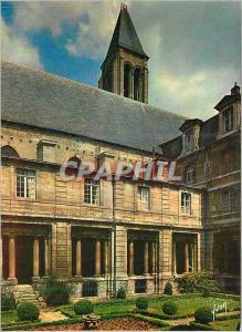 Moderne Karte Senlis (Oise) le Cloitre Couleurs et Lumiere de France