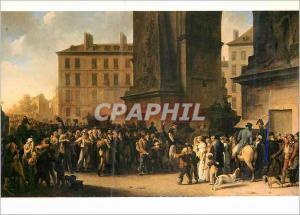 Moderne Karte Musee Carnavalet Paris Louis Leopold Boilly (1761 1845) Huile sur Toile