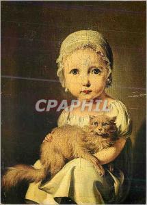 Moderne Karte Paris Musee du Louvre Louis Leopold Boilly (1761 1845) Gabrielle Arnault Enfant