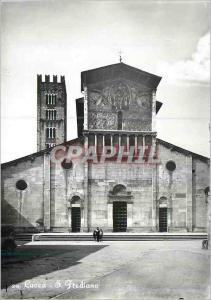 Moderne Karte Lucca S Frediano