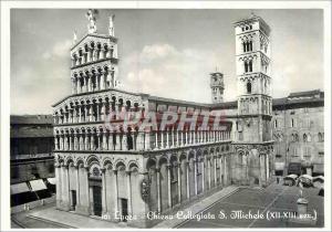 Moderne Karte Lucca Chiesa Collegiala S Michele (XII XIII sec)