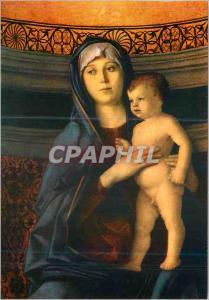 Moderne Karte Venezia Eglise de S Marie Glorieuse  des Frari G Bellini