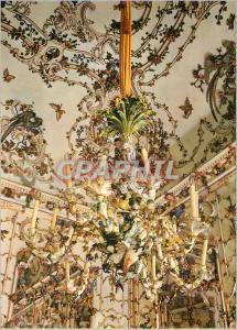 Moderne Karte Museo Di Capodimonte Napoli Le petit salon de la Reine Maria Amalia Le grand lustre