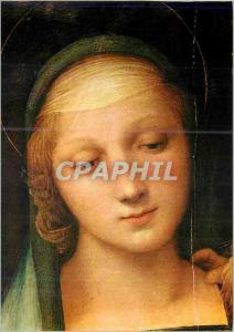Moderne Karte Firenze Galleria Pitti Raffaello (Raffaello Satuno o Santi) Urbino 1483 Roma 1520 Madona du Gran