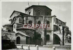 Moderne Karte Ravenna Tempio di S Vitale Lato nord est