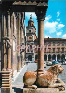 Moderne Karte Modena Tour de l'Horloge
