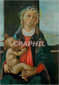 Moderne Karte Firenze Galleria dell'Accademia Botticelli (Alessandro di Mariano Filipepi detta) Firenze 1444 o
