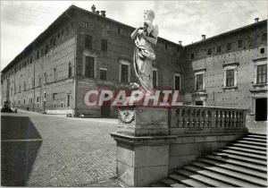 Ansichtskarte AK Urbino Place du Duc Frederic