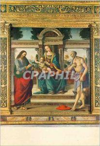 Moderne Karte Firenze Chiesa di S Spirito Lorenzo di Credi Firenze 1459 Firenze 1537 Vierge et Saintes