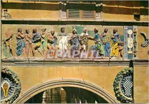 Moderne Karte Pistoia Hopital du Ceppo Frise Robbienne Vetir les nus