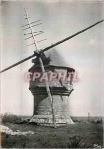 Moderne Karte Guerande (L Inf) Le Moulin du Diable