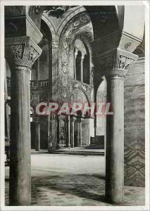 Moderne Karte Ravenna Basilica di S Vitale tribuna (VI Sec)