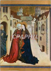 Moderne Karte Wien La Visitation die Heimsuchung Maria Meister des Schottenstiftes
