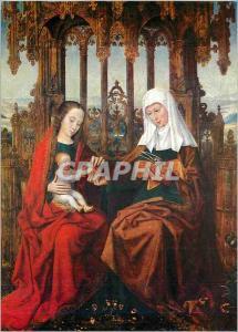 Moderne Karte Madrid Prado Ambrosius Benson (16 th) La Parente de la Vierge