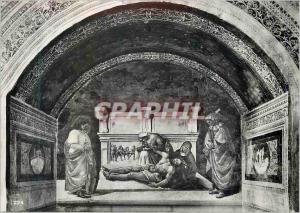 Moderne Karte Orvieto (Duomo) Deposizione
