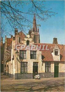 Moderne Karte Bruges Walplaats