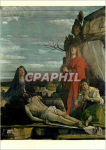 Moderne Karte Vicenza le Christ Depose avec la Vierge Marie