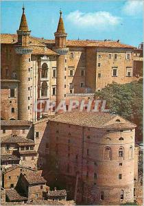 Moderne Karte Urbino Vue Generale